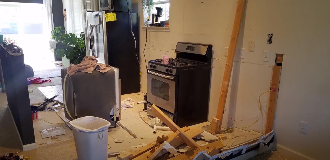 Kitchen Remodel Services Alexandria